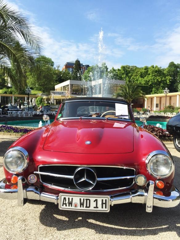 Ein Mercedes mit Charakter