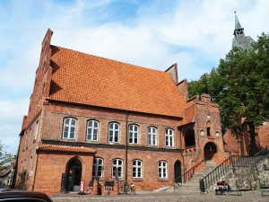 Altes Rathaus aus dem 14 Jhdt.