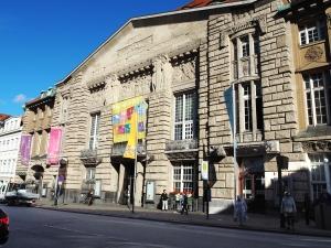 Das Mitte der 1990er renovierte Theater
