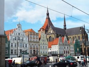 Markt m. Marienkirche