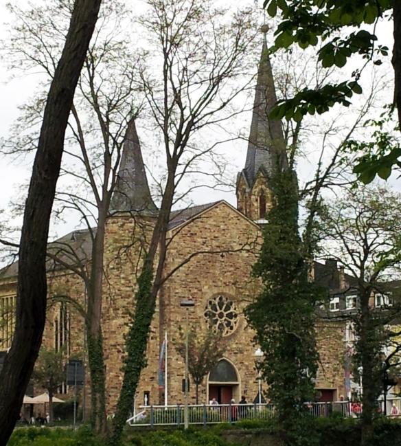 Lutherkirche Bad Neuenahr-Ahrweiler