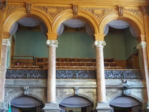 Im Nationalratssaal