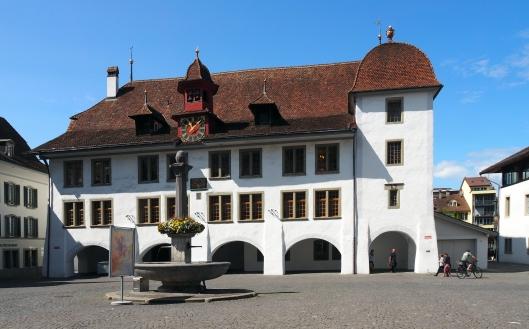 Rathaus Thun
