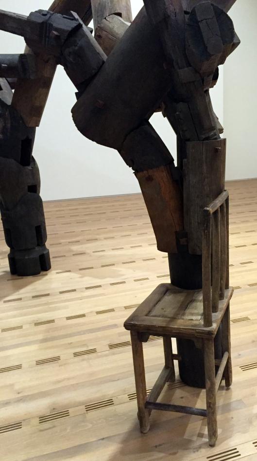 "Ai Weiwei: Detail aus ""Fragments"""
