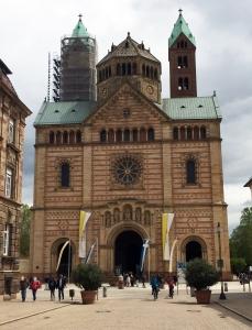 Hauptportal Dom Speyer