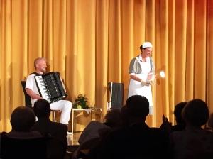 Saskia Kästner und Dirk Rave