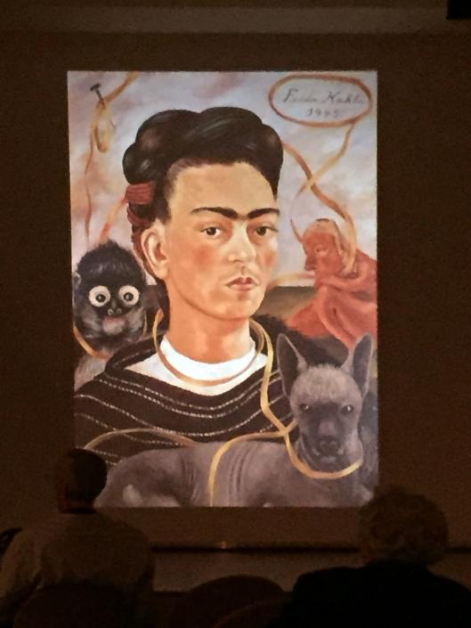 Frida Kahlo: Selbstbildnis 1945