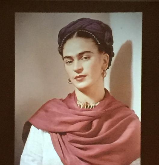 Frida Kahlo: Selbstbildnis