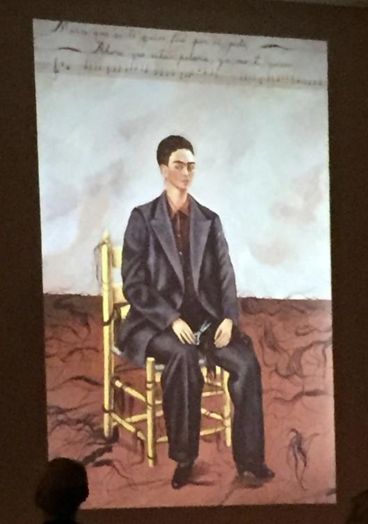 Frida Kahlo: nachdem sie sich von Diego emanzipiert hatte