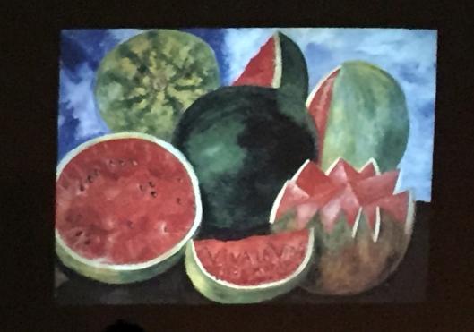 Frida Kahlo: Früchte