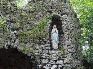 Madonna der Lourdeskapelle