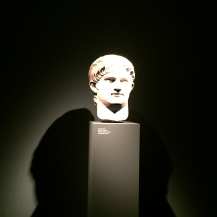 Kopie eines Marmorporträtes