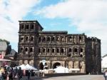 Porta Nigra: Stadtseite