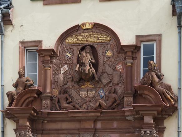 """Friedrich II """"Landgraf mit dem silbernen Bein""""."""