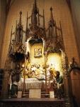 Maria Schlaf-Altar
