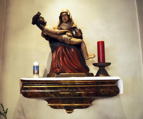 Pieta (Maria 17. Jhdt., Christus 16. Jhdt.)