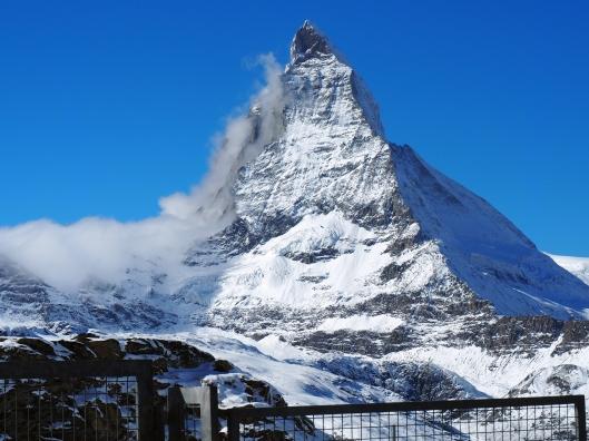 Matterhorn 4478 m hoch