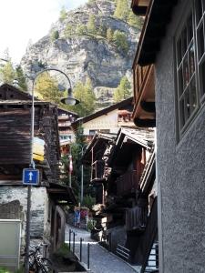 Altes Zermatt