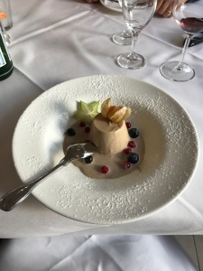 Das leckere Dessert