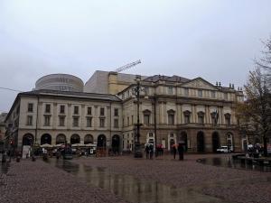 Das Scala-Gebäude