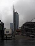 Torre Unicredit und Neubau