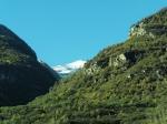 Hintergrund franz. Alpen