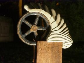 """""""Rad der Zeit"""" von Maria Sowietzki"""