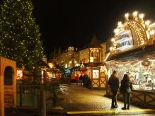 Weihnachtsmarkt Annaberg
