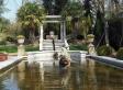 Im italienischen Garten
