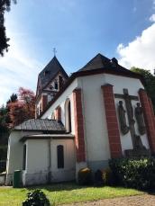 Die Kapelle für die Patienten des Armenspitals