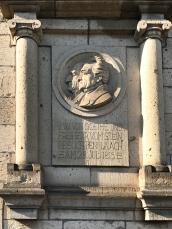 Goethe und vom Stein waren auch schon da