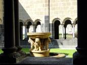 Löwenbrunnen im Paradies
