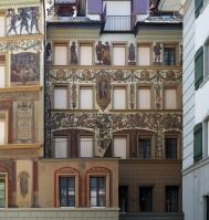 Hausmalereien