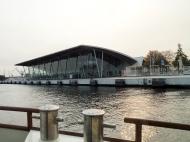 Kreuzfahrt-Terminal