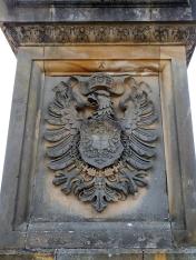 Detail des Ehrenmales