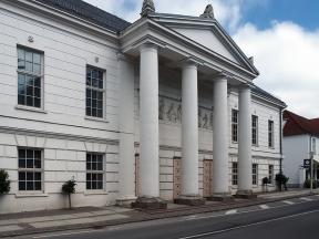 Das Theater von Putbus 1819-1821 erbaut