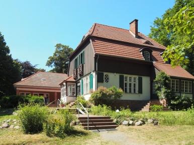 Das Gerhart-Hauptmann-Haus (Museum)