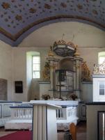 Inselkirche innen