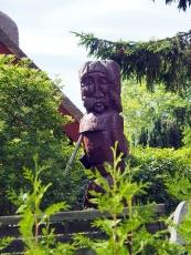 Der von den westslawischen Ranen verehrte Gott Svantovit