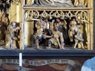 Detail, der Mord an Becket