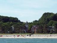 Wasser, Strand und Fachwerk