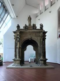 Tor im Rheinischen Landesmuseum Trier