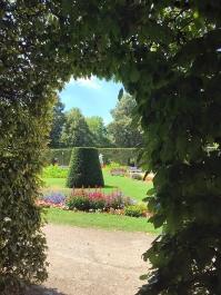 Gartenanlage des Kurfürstlichen Palais