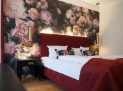 Unser Zimmer, ein Blumenbeet