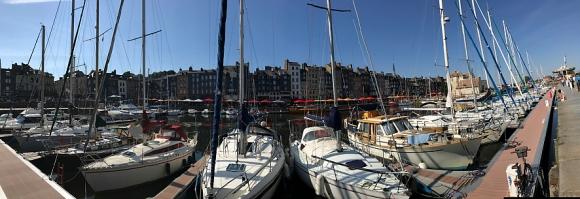 Der alte Hafen von Honfleur