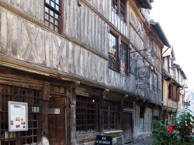 Schönes Holzhaus