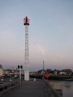 Moderner Leuchtturm