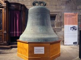 Die Glocke von 1784 muss ersetzt werden