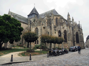 Die Renaissance-Kirche St. Malo