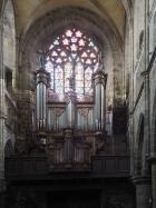 Die Orgel aus dem 17. Jhdt.